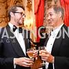 Jacu Strauss, Charles Chase. Photo by Tony Powell. 2018 Russian Ball. January 13, 2018