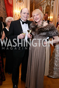 Bill Detty and Lola Reinsch. Photo by Tony Powell. 2018 Russian Ball. January 13, 2018