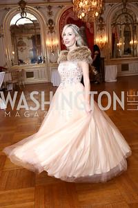 Marina Maribella. Photo by Tony Powell. 2018 Russian Ball. January 13, 2018