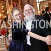 Daria Fane and Rabbi Reuven Schlenker. Photo by Tony Powell. 2018 Russian Ball. January 13, 2018