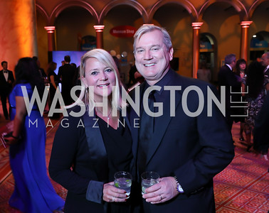 Photo by Tony Powell. 2018 Shakespeare Theatre Co. Gala. Building Museum. October 14, 2018