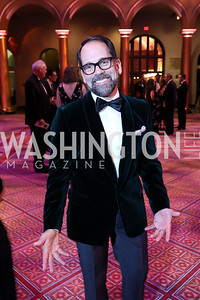 Philip Dufour. Photo by Tony Powell. 2018 Shakespeare Theatre Co. Gala. Building Museum. October 14, 2018