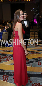 Ines Reig. Photo by Tony Powell. 2018 Spanish Catholic Center Gala. Marriott Marquis. October 27, 2018