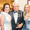 Grace Bender, Edwin Phelps, Cindy Jones, Photo by Alfredo Flores. 2018 Spring Gala. National Museum of Women in the Arts. April 20, 2018.