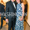 Joseph Santucci , Gayle Santucci. Photo by Alfredo Flores. 2018 Spring Gala. National Museum of Women in the Arts. April 20, 2018.