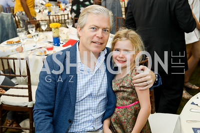 Chris and Channing Olson. Photo by Tony Powell. 2018 UpLIFTing Jazz Brunch. September 30, 2018