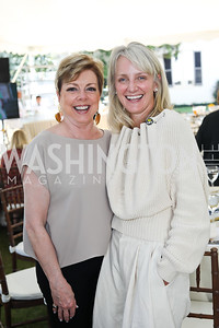 Dianne Bruce, Rachel Sheridan. Photo by Tony Powell. 2018 UpLIFTing Jazz Brunch. September 30, 2018