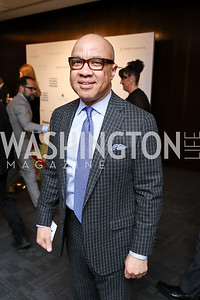 Darren Walker. Photo by Tony Powell. 2018 Vital Voices Gala. Kennedy Center. April 4, 2018