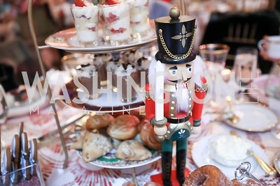 Photo by Tony Powell. 2018 WB Nutcracker Tea. NMWA. December 9, 2018