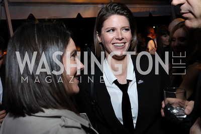 MSNBC Host Kasie Hunt. Photo by Tony Powell. 2018 WHC NBC News MSNBC After Party. OAS. April 28, 2018