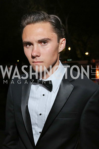 Parkland survivor David Hogg. Photo by Tony Powell. 2018 WHC NBC News MSNBC After Party. OAS. April 28, 2018