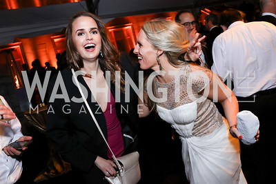 Meagan Riley, Torin Kelly. Photo by Tony Powell. 2018 WHC NBC News MSNBC After Party. OAS. April 28, 2018