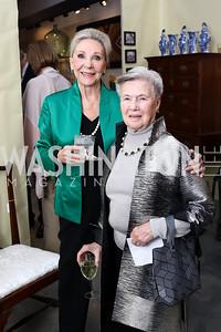 Rose Marie Bogley, Jocelyn Linke. Photo by Tony Powell. 2018 Washington Winter Show. Katzen Center. January 11, 2018