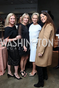 Cynthia Bolton, Amy Zantzinger, Elizabeth Miller, Debbie Winsor. Photo by Tony Powell. 2018 Washington Winter Show. Katzen Center. January 11, 2018