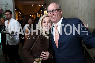 Meredith Merrill, Jonathan Willen. Photo by Tony Powell. 2018 Washington Winter Show. Katzen Center. January 11, 2018