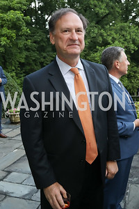 Samuel Alito. Photo by Tony Powell. 2018 Welcome Summer Party. Villa Firenze. June 19, 2018