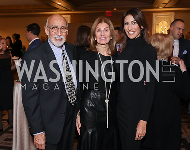Edward and Molly Ugo, Jennifer Camel-Toueg. Photo by Tony Powell. 2018 Wendt Center for Loss and Healing Gala. Four Seasons. November 15, 2018