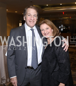 Peter and Judy Kovler. Photo by Tony Powell. 2018 Wendt Center for Loss and Healing Gala. Four Seasons. November 15, 2018