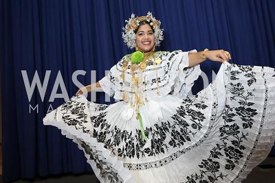 Anaxinabila Baran Gonzalez. Photo by Tony Powell. 2018 Winternational. Reagan Building, December 6, 2018
