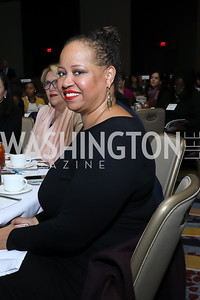 Nicole Venable. Photo by Tony Powell. 2018 Women's Foundation Luncheon. October 30, 2018
