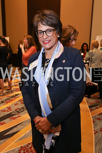 Debbi Jarvis. Photo by Tony Powell. 2018 Women's Foundation Luncheon. October 30, 2018