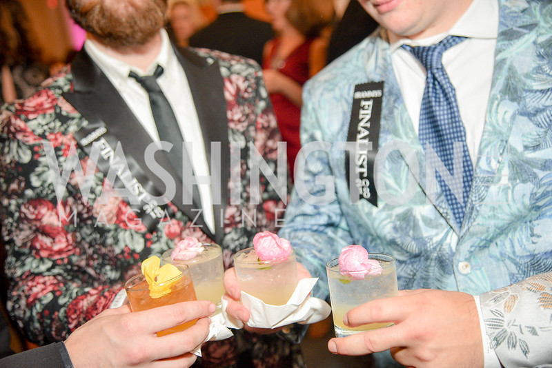 Mathew Hluch, Brendan Mullin,  The 36th Annual RAMMY Awards, Washington Convention Center, June 10th, 2018.  Photo by Ben Droz.
