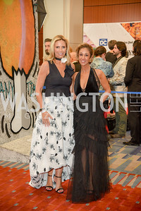 Maria Trabocchi, Kathy Hollinger,  The 36th Annual RAMMY Awards, Washington Convention Center, June 10th, 2018.  Photo by Ben Droz.