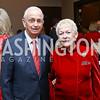 "Bill and Donna Marriott. Photo by Tony Powell. 2018 ""An Affair of the Heart."" Marriott Marquis. February 6, 2018"