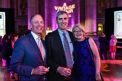 Dan Knise, Charles Davidow,Jean Davidow. Photo By Gevar Bonham. A Vintage Affair. Andrew W. Mellon Auditorium. April 28, 2018.