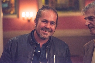 Citizen Cope, First Annual All Our Kids Awards Dinner, AOK, at Sixth & I, February 15, 2018, photo by Ben Droz.