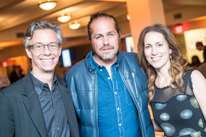 David Simpson, Citizen Cope, Nicole Alexiev, First Annual All Our Kids Awards Dinner, AOK, at Sixth & I, February 15, 2018, photo by Ben Droz.