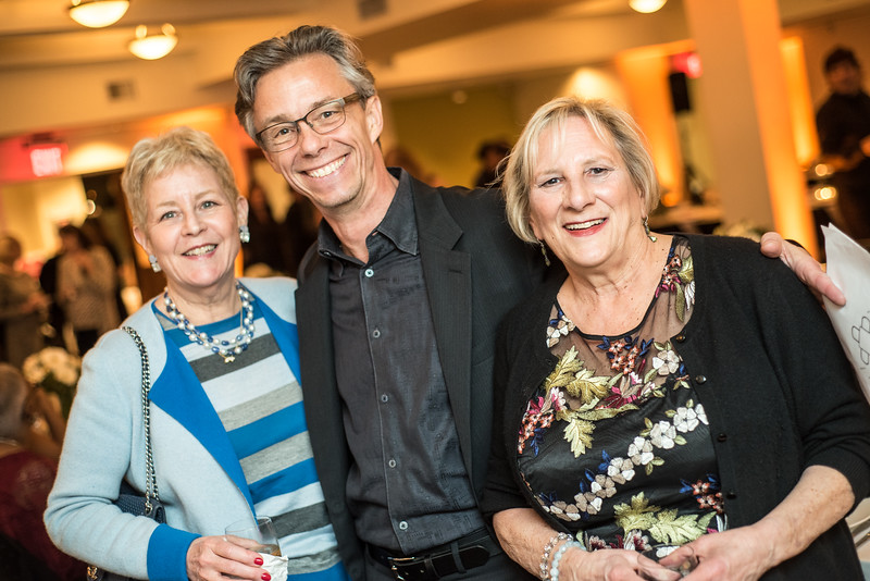 First Annual All Our Kids Awards Dinner, AOK, at Sixth & I, February 15, 2018, photo by Ben Droz.