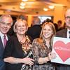 David Brooks, Sara Pratt, Kathy Fletcher, Congressman Jim McGovern, First Annual All Our Kids Awards Dinner, AOK, at Sixth & I, February 15, 2018, photo by Ben Droz.