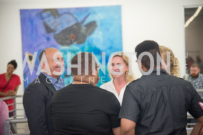 Rubell Collection, VIP Preview,  Art Basel, Miami Beach, December 2018. Photo by Ben Droz.