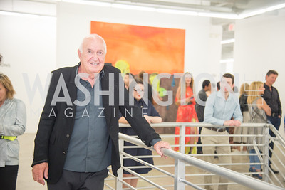 Don Rubell,  Rubell Collection, VIP Preview,  Art Basel, Miami Beach, December 2018. Photo by Ben Droz.