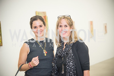 Carolina Muller, Isabella De La Cruz, Rubell Collection, VIP Preview,  Art Basel, Miami Beach, December 2018. Photo by Ben Droz.