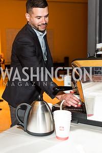 Ryan Otoya, Photo by Jay Snap | LaDexon Photographie, Capitol Club House Benefit, Embassy of Italy, Novermber 8, 2018
