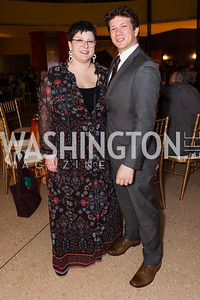 Grace Whiting, Geoff Whiting, Photo by Jay Snap | LaDexon Photographie, Capitol Club House Benefit, Embassy of Italy, Novermber 8, 2018