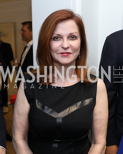 Maureen Dowd. Photo by Tony Powell. Celebrating Kara Swisher. Bankoff Residence. November 19, 2018