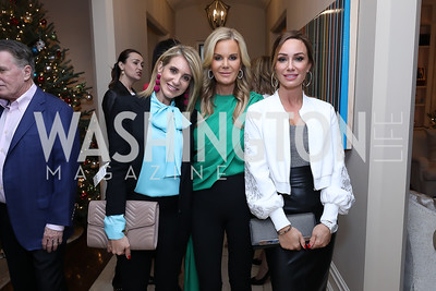 Tara Patten, Susanna Quinn, Kristin Cecchi. Photo by Tony Powell. Celebration of Washington Power Women. Quinn Residence. December 17, 2018.JPG