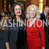 """Nuchhi Currier, Kandie Stroud. Photo by Tony Powell. Chris Matthews """"Bobby Kennedy"""" Book Party. Kennedy Center. November 29, 2017"""