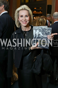 "Mary Haft. Photo by Tony Powell. Chris Matthews ""Bobby Kennedy"" Book Party. Kennedy Center. November 29, 2017"