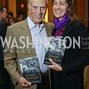 "Rob Liberatore and Debra Kraft Liberatore. Photo by Tony Powell. Chris Matthews ""Bobby Kennedy"" Book Party. Kennedy Center. November 29, 2017"