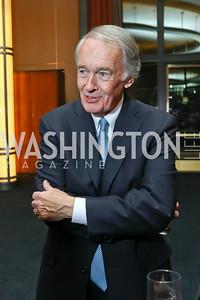 "Sen. Ed Markey. Photo by Tony Powell. Chris Matthews ""Bobby Kennedy"" Book Party. Kennedy Center. November 29, 2017"