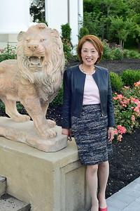 Sachiko Kuno, Cocktails at Selma Mansion, June 7, 2018, Nancy Milburn Kleck