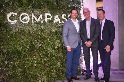 Compass Real Estate Arlington Opening