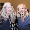 Mary Beard, Willee Lewis. Photo by Tony Powell. Conversation with Mary Beard. Italian Embassy. February 23, 2018