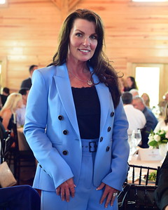Wendy Hughes, Creighton Farms Invitational Dinner, June 24, 2018, Nancy Milburn Kleck