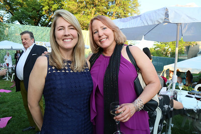 Christina Rupert, Melissa Robinson, DC Art Center, Cuisine des Artistes, the Woodrow Wilson House, May 24, 2018