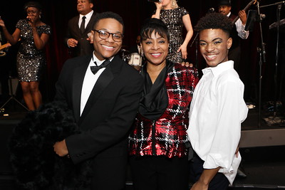 Kyree Allen, Argelia Rodriguez, Keanu Williams. DC CAPital Stars Talent Competition. February 28, 2018. Amanda Warden.
